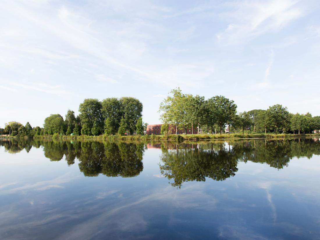 RestaurantHotelTalens Coevorden Omgeving Park