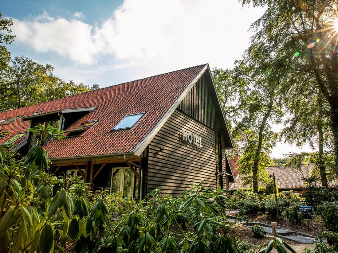 Erve Hulsbeek Aanzicht Overijssel Twente