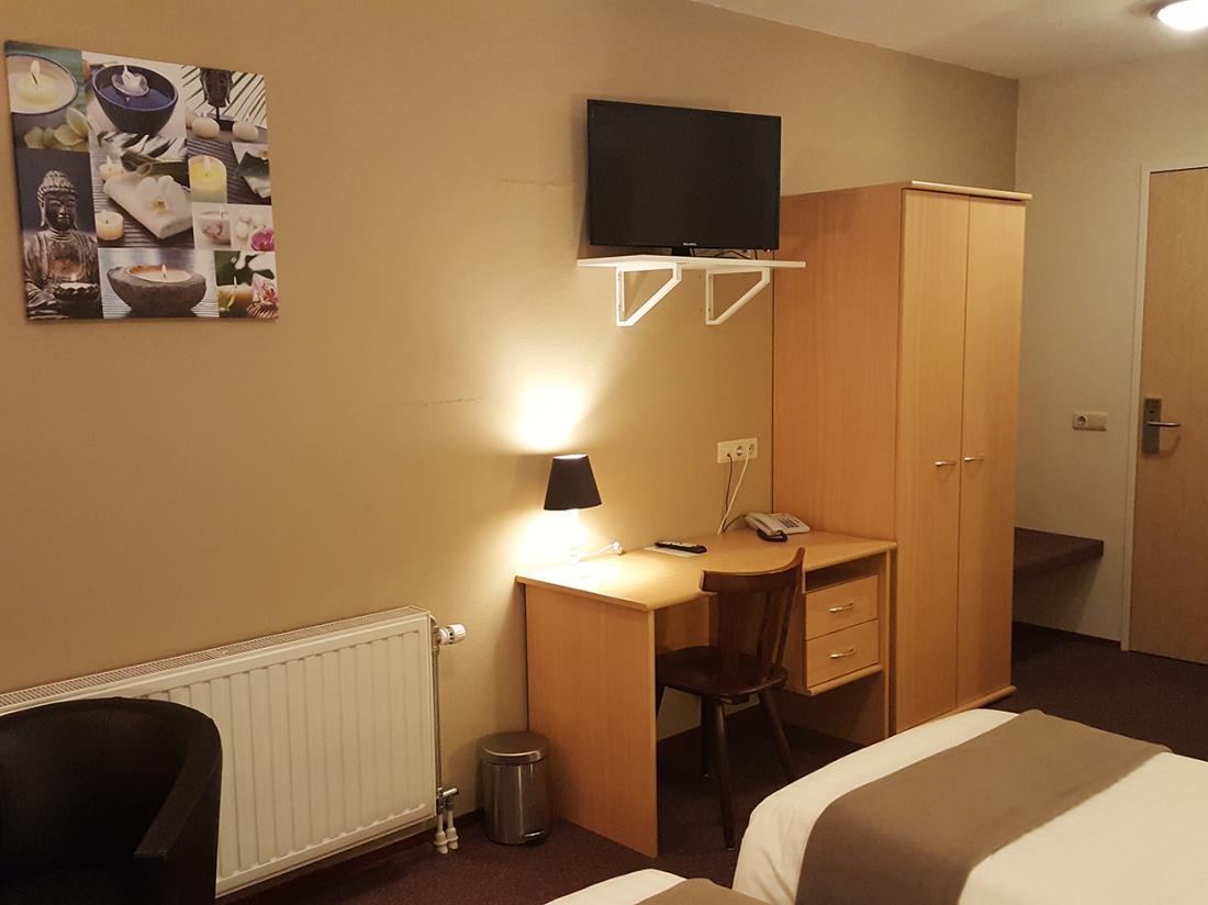 Hotel Kamer weekendjeweg Brabant Overnachten