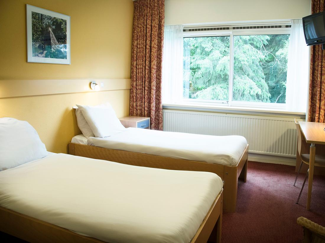 Hotelaanbieding Helvoirt Hotelkamer