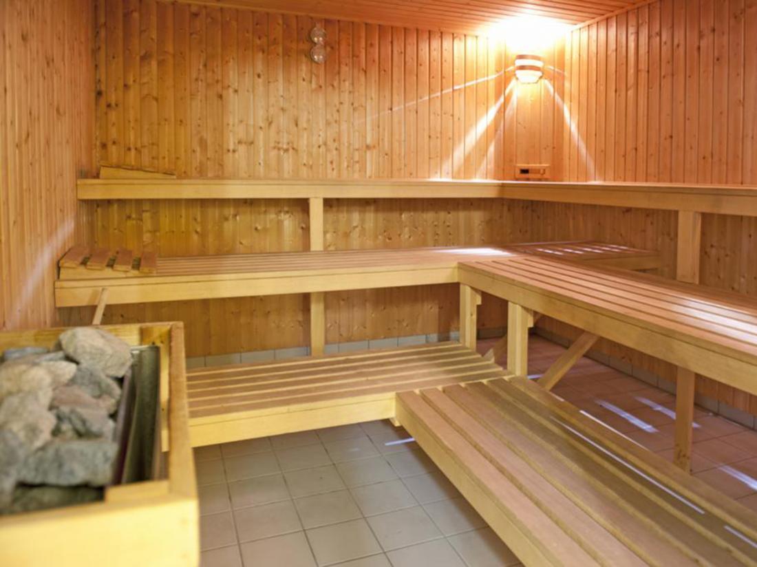 Hotelaanbieding Helvoirt Sauna