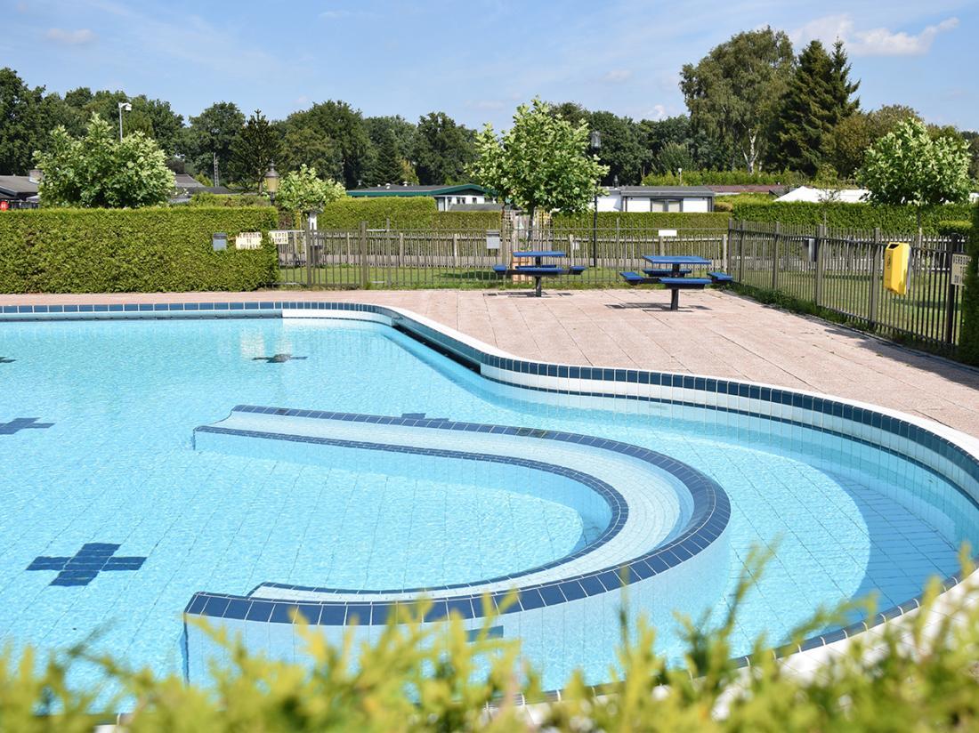 Hotel de Boshoek Voorthuizen Buitenzwembad