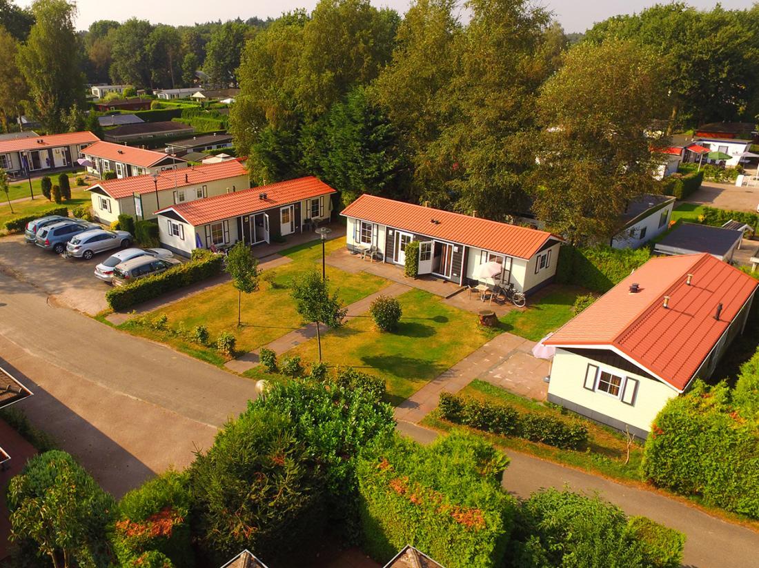 Hotel de Boshoek Voorthuizen Chalet