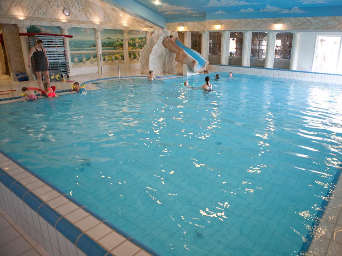 Hotelaanbieding Voorthuizen Zwembad