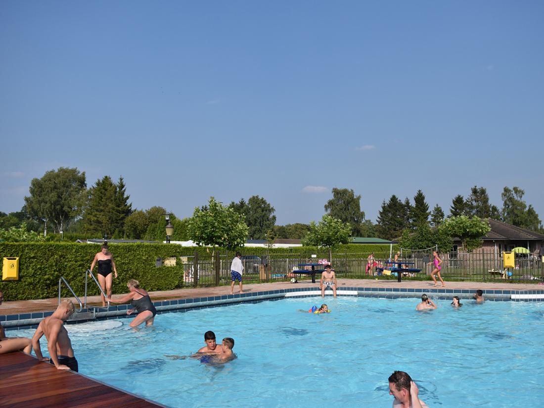 Hotelarrangement Voorthuizen Buitenzwembad