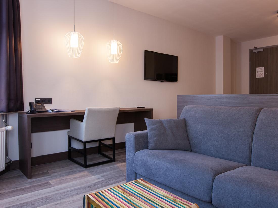 hotel aanbieding den haag kamer