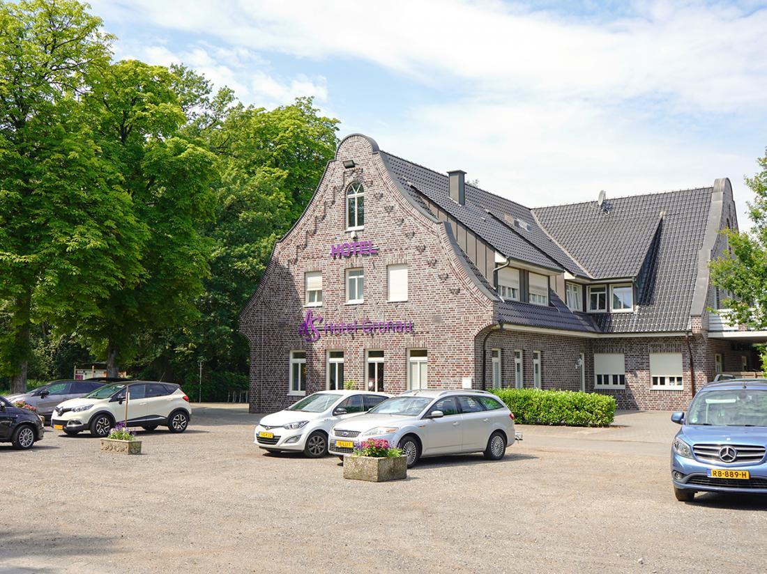 dS Hotel Gronau Duitsland Hotelaanbieding Parkeerplaats