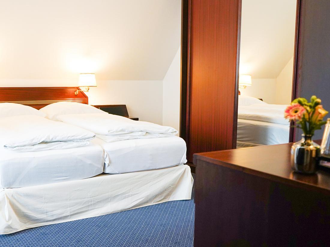 dS Hotel Gronau Duitsland Hoteltopdeal Tweepersoonskamer