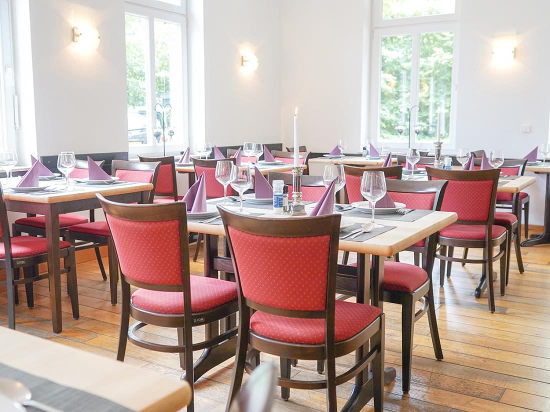 dS Hotel Gronau Duitsland Weekendweg Restaurant