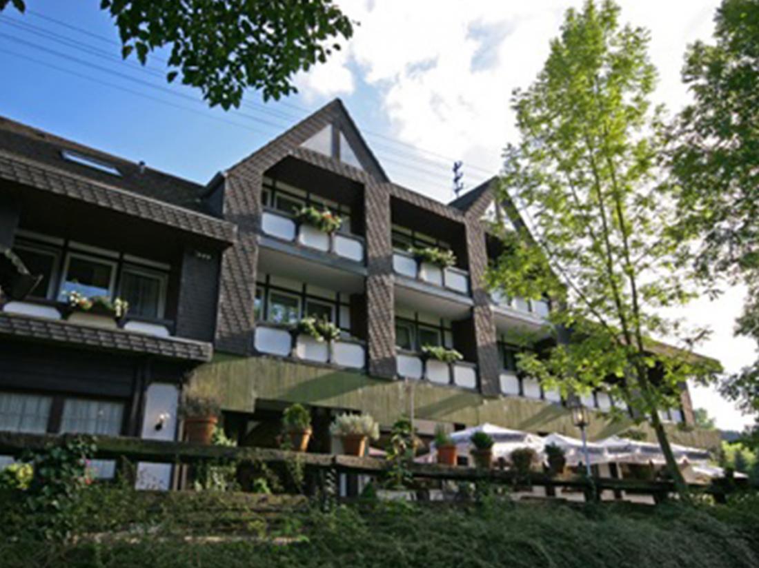 Landhotel Laarmann Duitsland Weekendjeweg Vooraanzicht