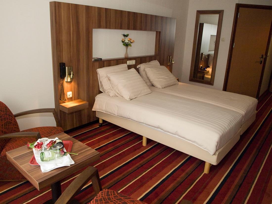 Suydersee Hotel Enkhuizen Hotelkamer Deluxe Airco