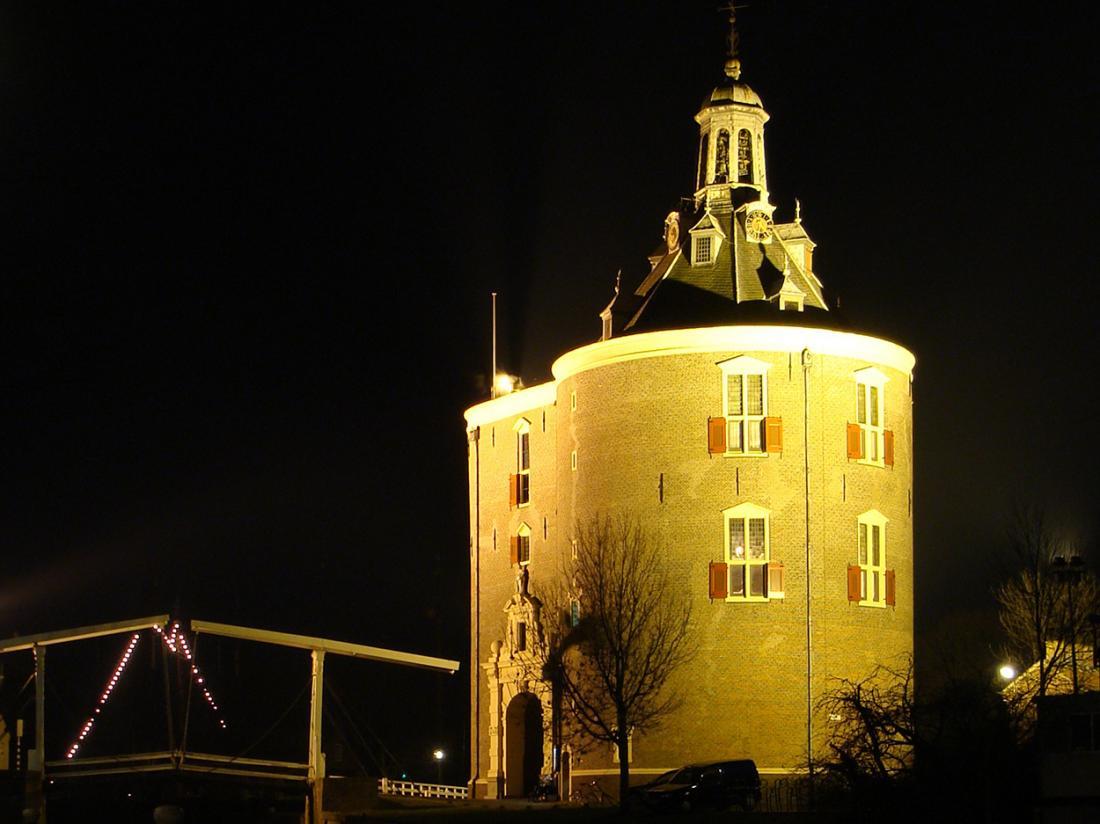 Suydersee Hotel Enkhuizen Omgeving Drommedaris