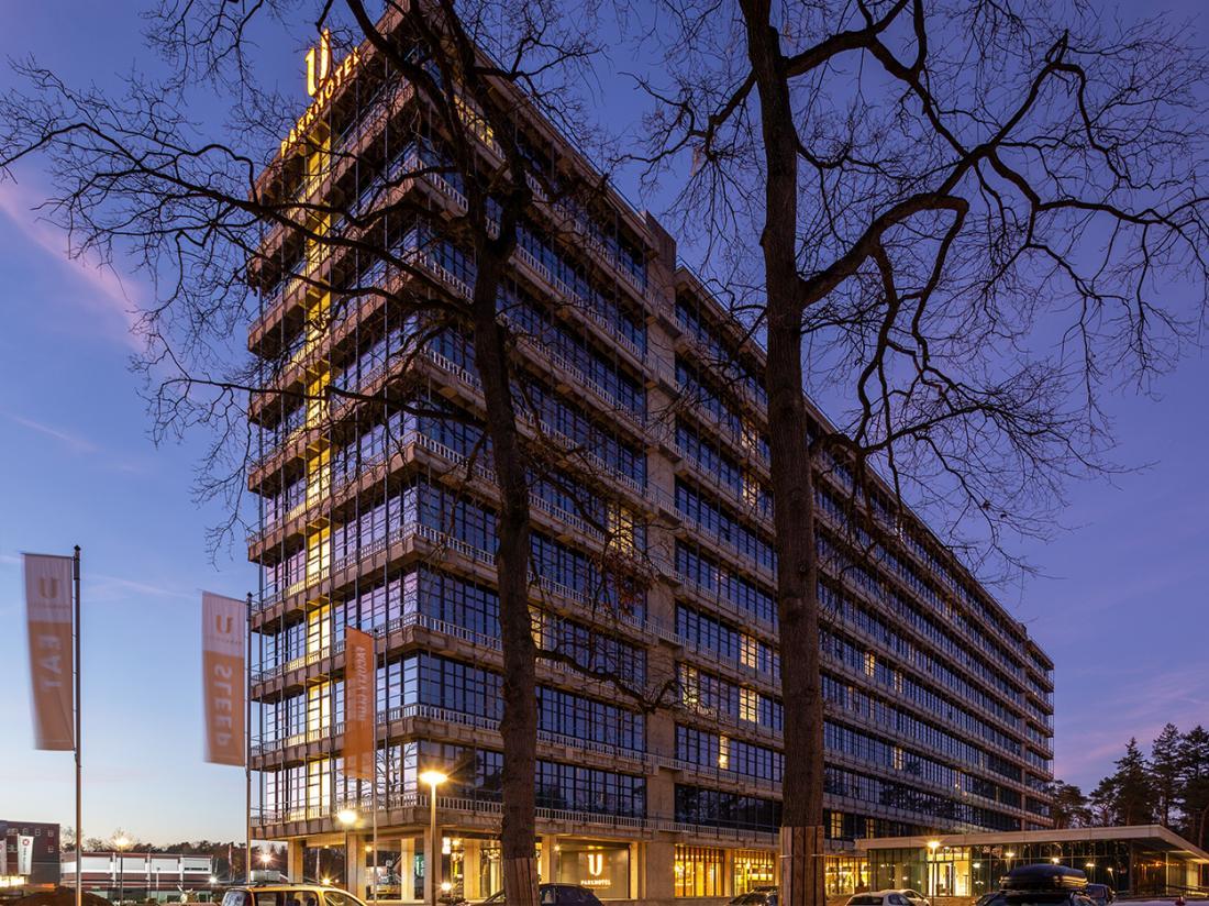 Uparkhotel Enschede