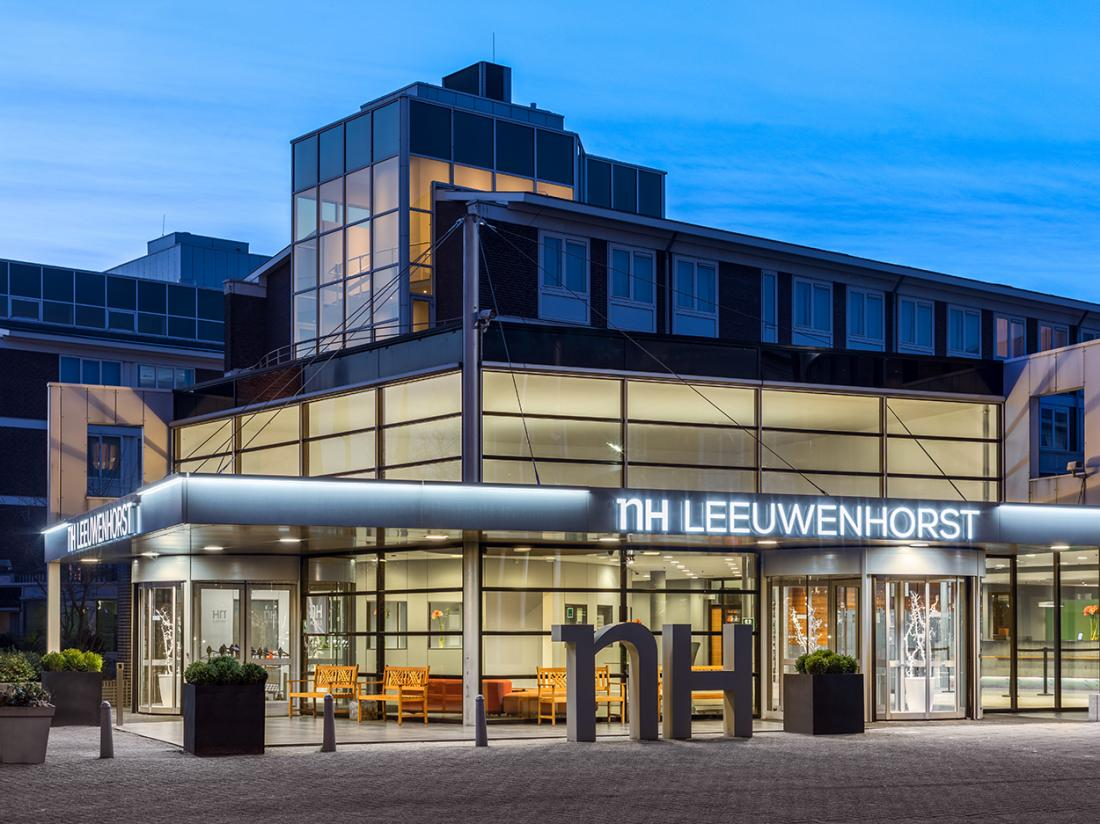 Hotelaanbieding Zuid Holland Aanzicht