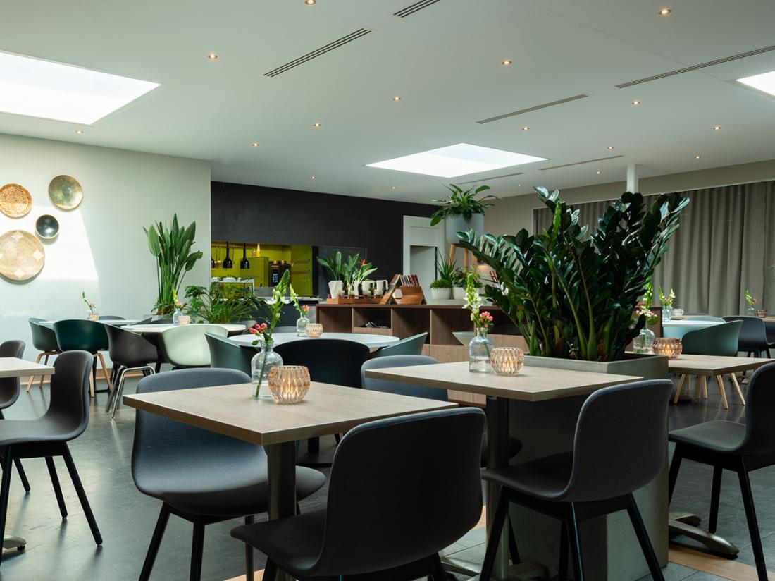 NH Leeuwenhorst Conferencecentre Beachrestaurant