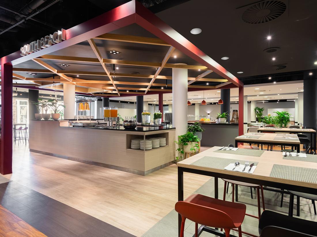 NH Leeuwenhorst Restaurant