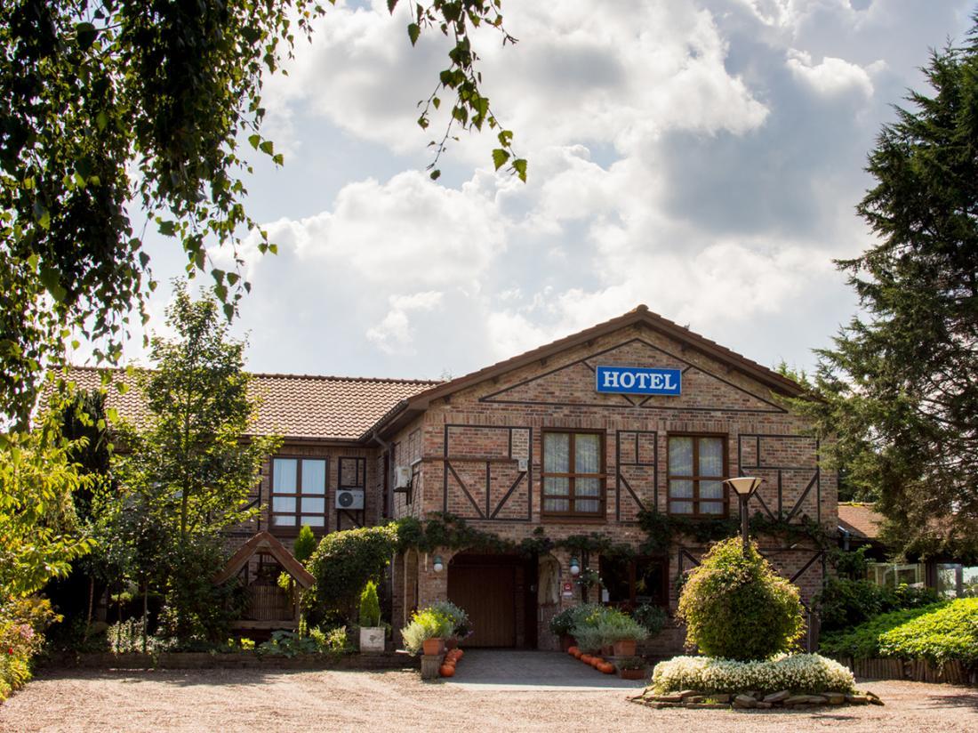 Hotel De Stokerij Belgi Weekendjeweg Overnachting Aanzicht