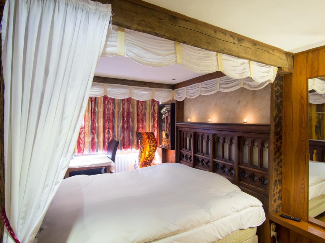 Hotel De Stokerij Belgi Weekendjeweg Vlaanderen Overnachting Kamer genieten