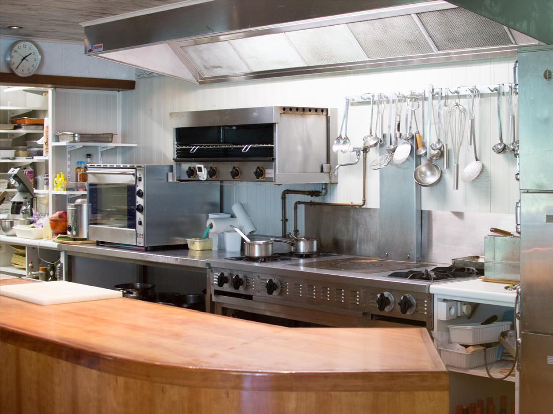Hotel De Stokerij Belgi Weekendjeweg Vlaanderen Overnachting keuken