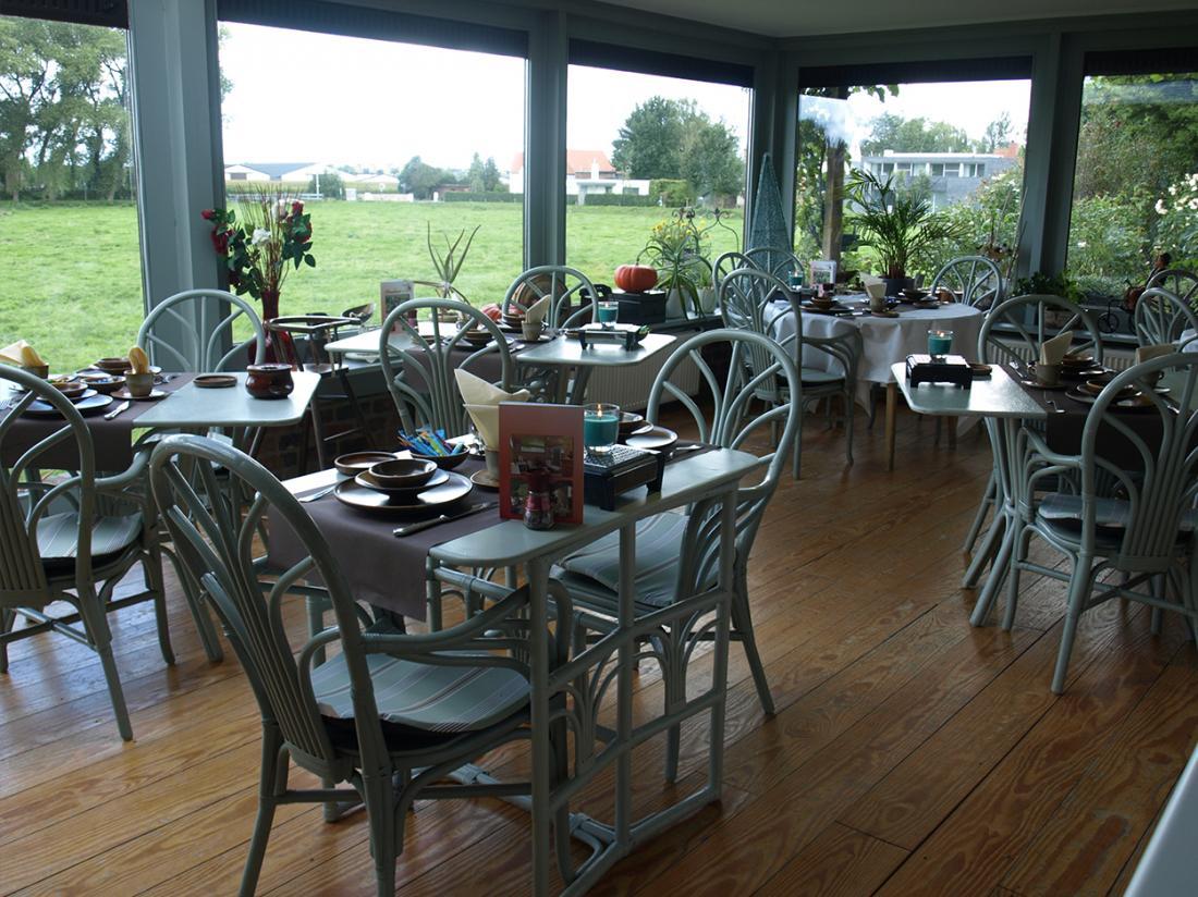 Hotel De Stokerij Belgi Weekendjeweg Vlaanderen Overnachting restaurant uitzicht