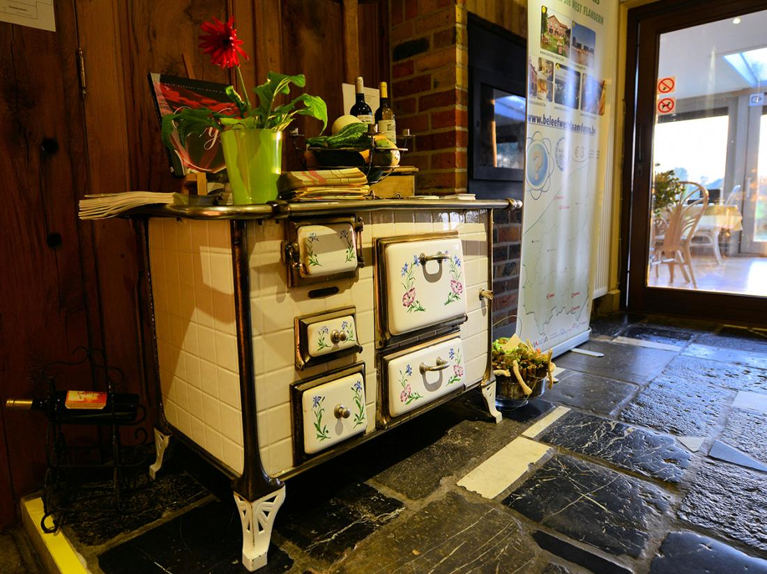 Hotel De Stokerij Belgi Weekendjeweg Vlaanderen interieur