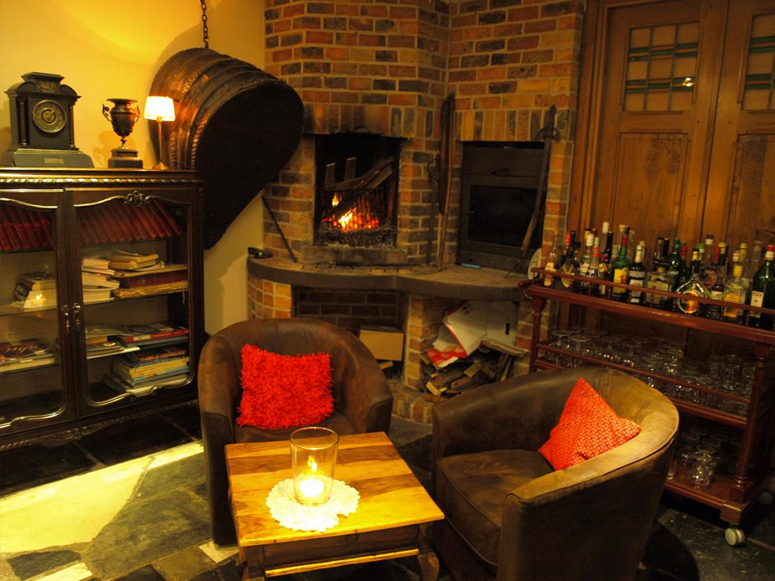 Hotel De Stokerij Belgi Weekendjeweg Vlaanderen lounge