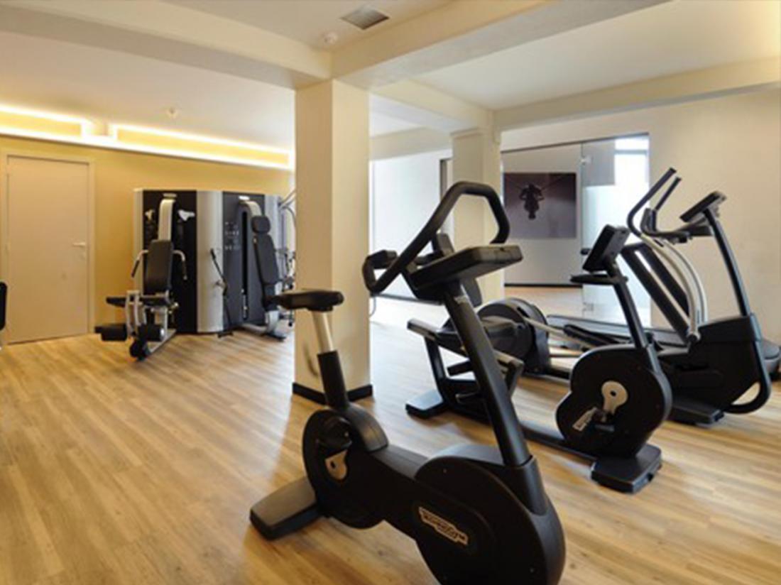 weekend weg belgie van der valk Beveren fitness
