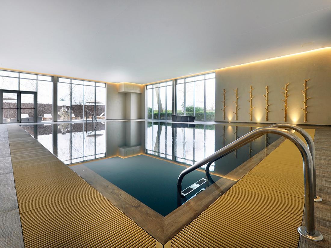 weekend weg belgie zwembad binnen