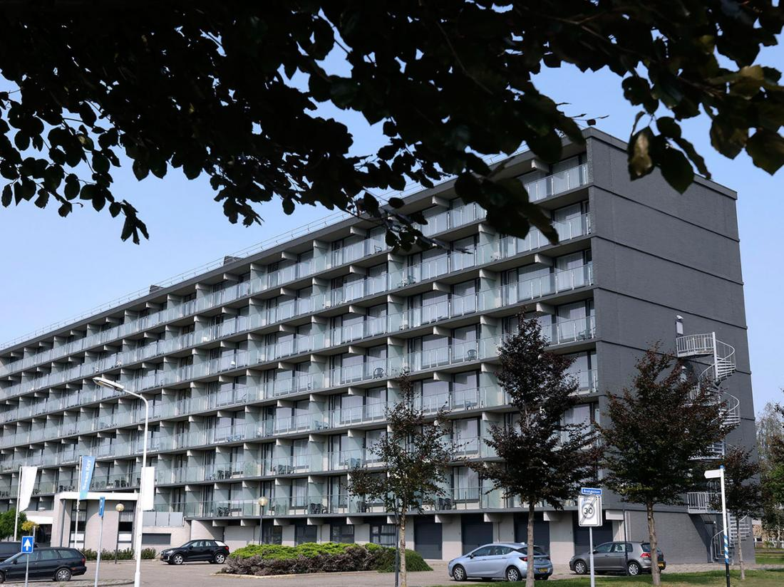 Hampshire Hotel City Terneuzen Pand
