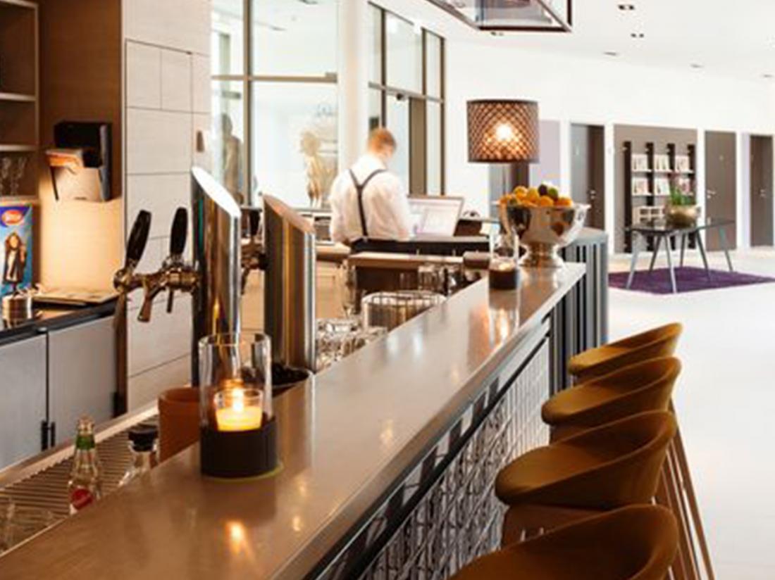 Vienna House Easy Osnabrck Bar Lobby