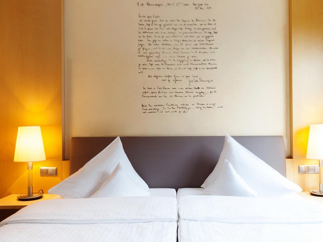 Vienna House Remarque Osnabrck Weekendjegenieten Hotelkamer