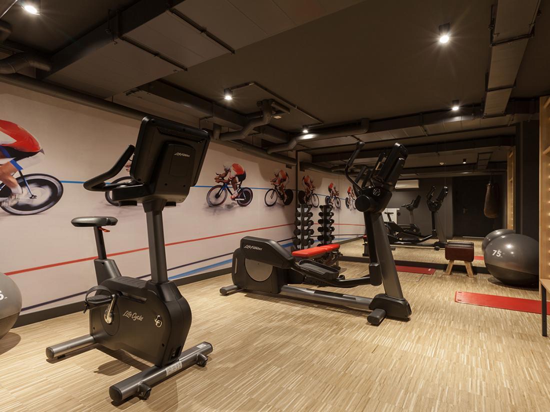 Vienna House Easy Bremen Fitnessruimte