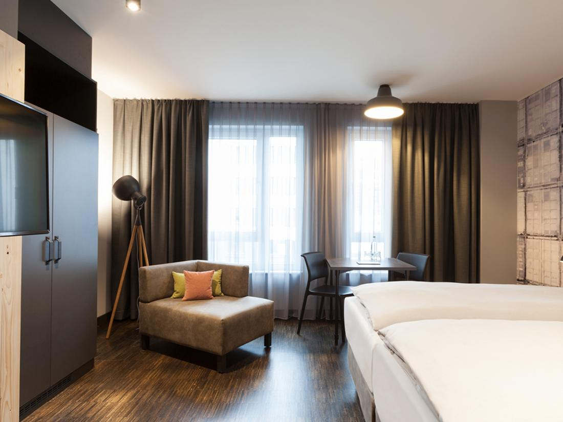 Vienna House Easy Bremen Hotelkamer Rolstoeltoegankelijk