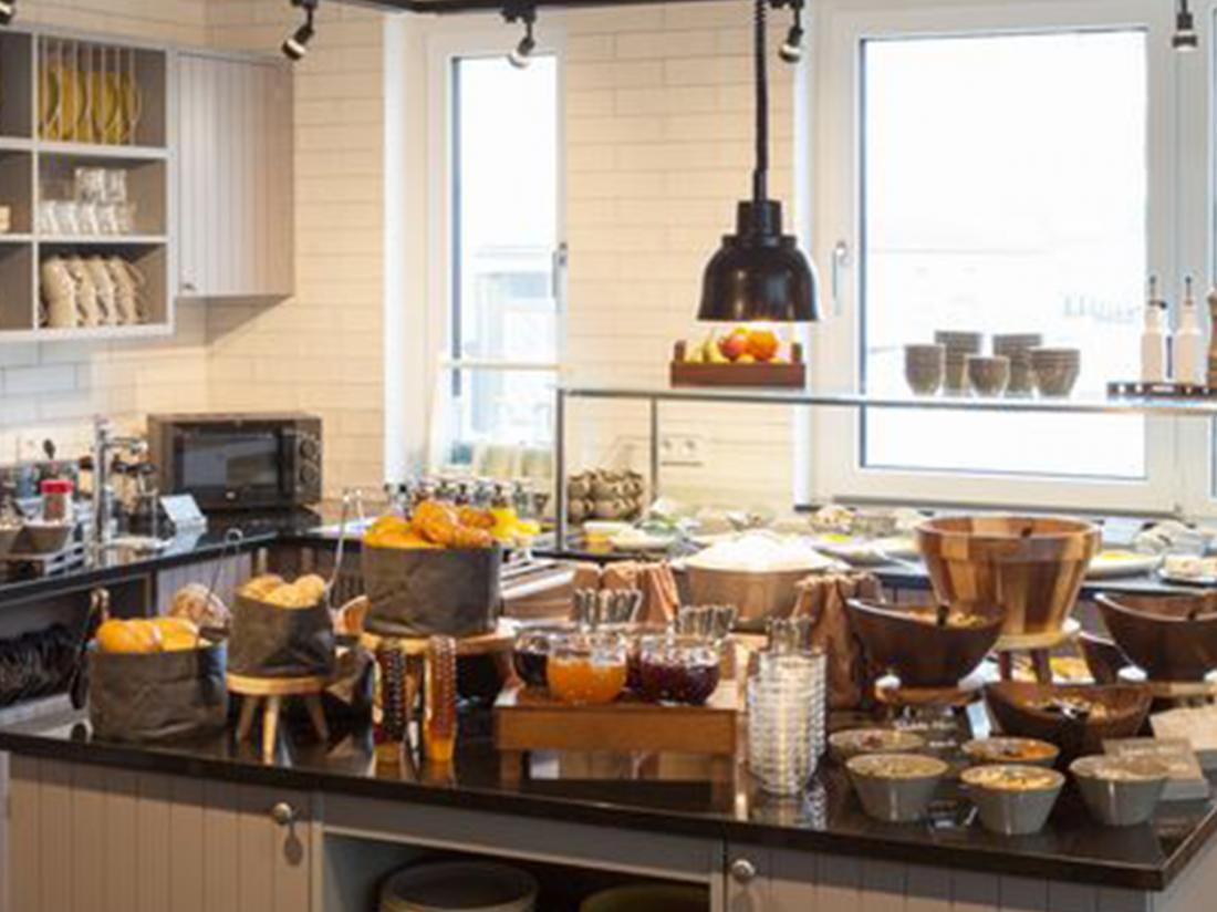 Vienna House Easy Bremen Ontbijtbuffet