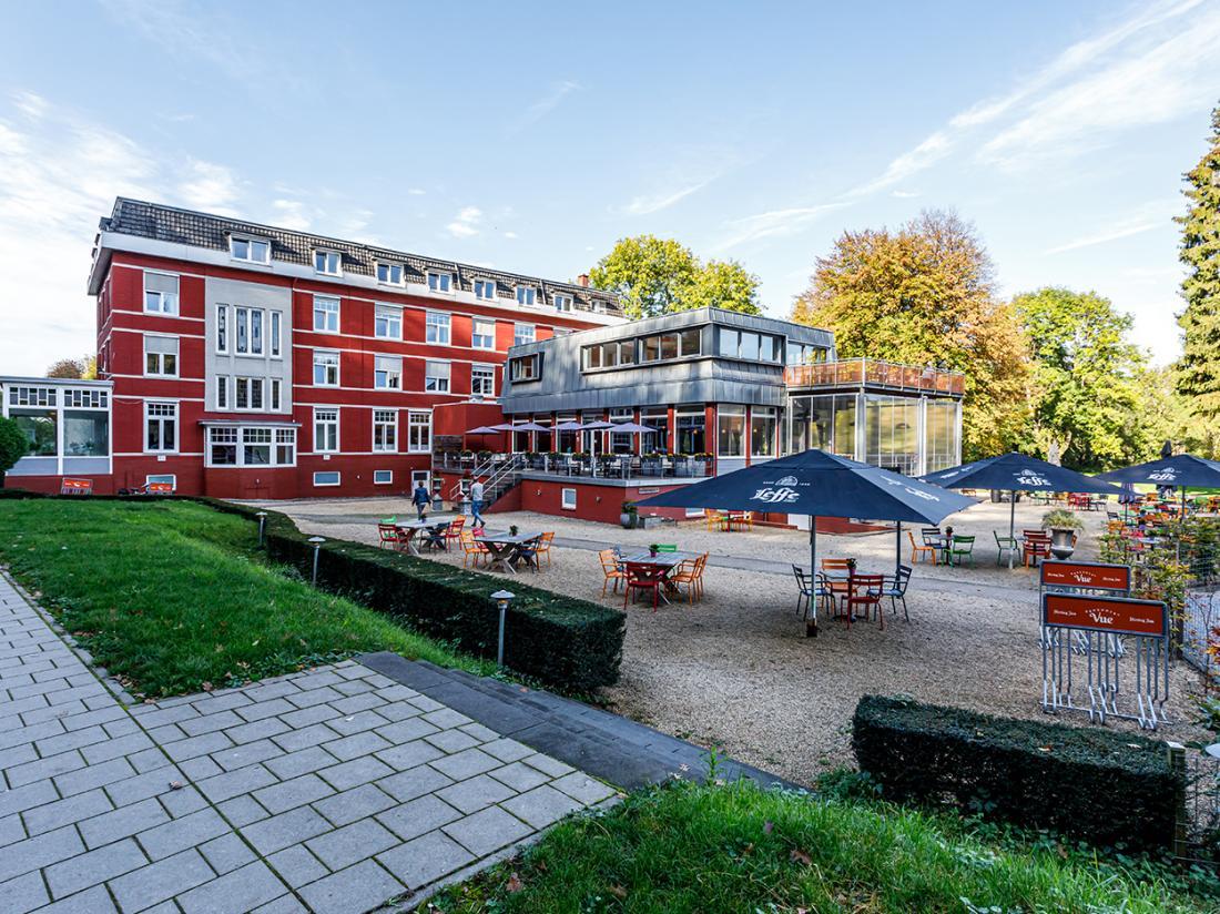 Berghotel Vue Hotel Limburg Weekendjeweg Buitenaanzicht