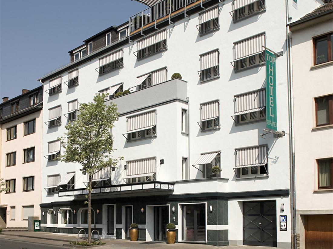 Koblenz Citytrip Hotel