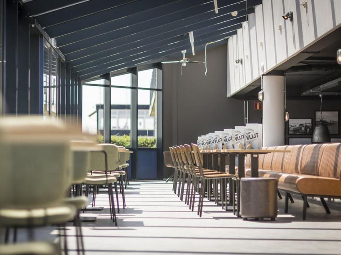 Hotel De Vlijt Texel Weekendjeweg Restaurant Serre