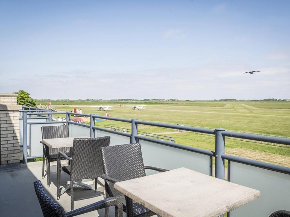 Hotel De Vlijt Texel Weekendjeweg Restaurant Uitzicht