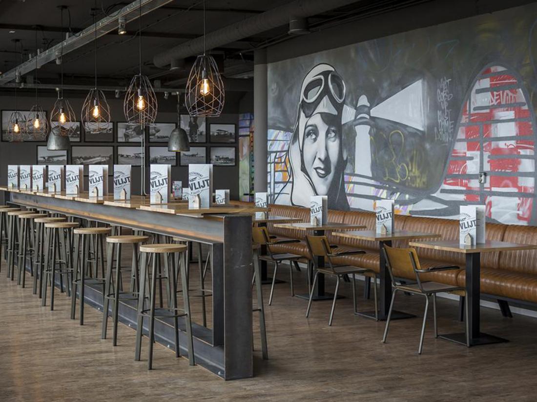 Hotel De Vlijt Texel Weekendjeweg Restaurant