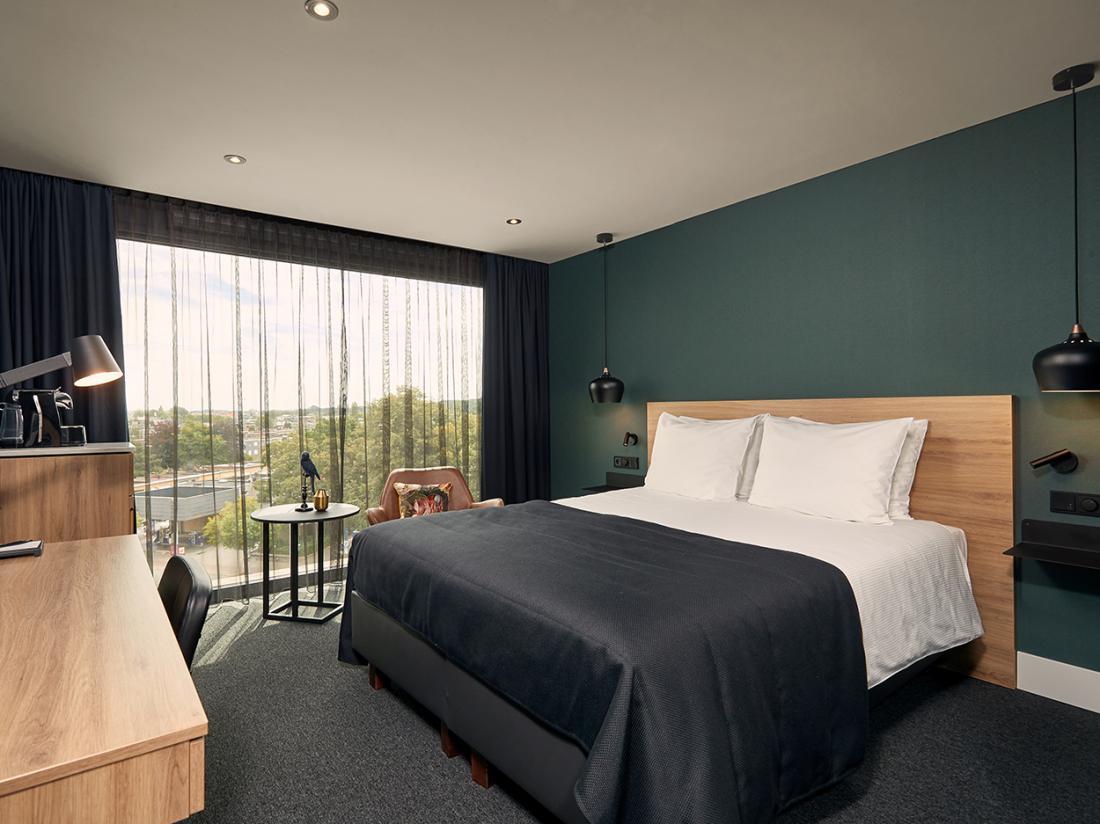 Van der Valk Hotel Antwerpen Comfort Kamer