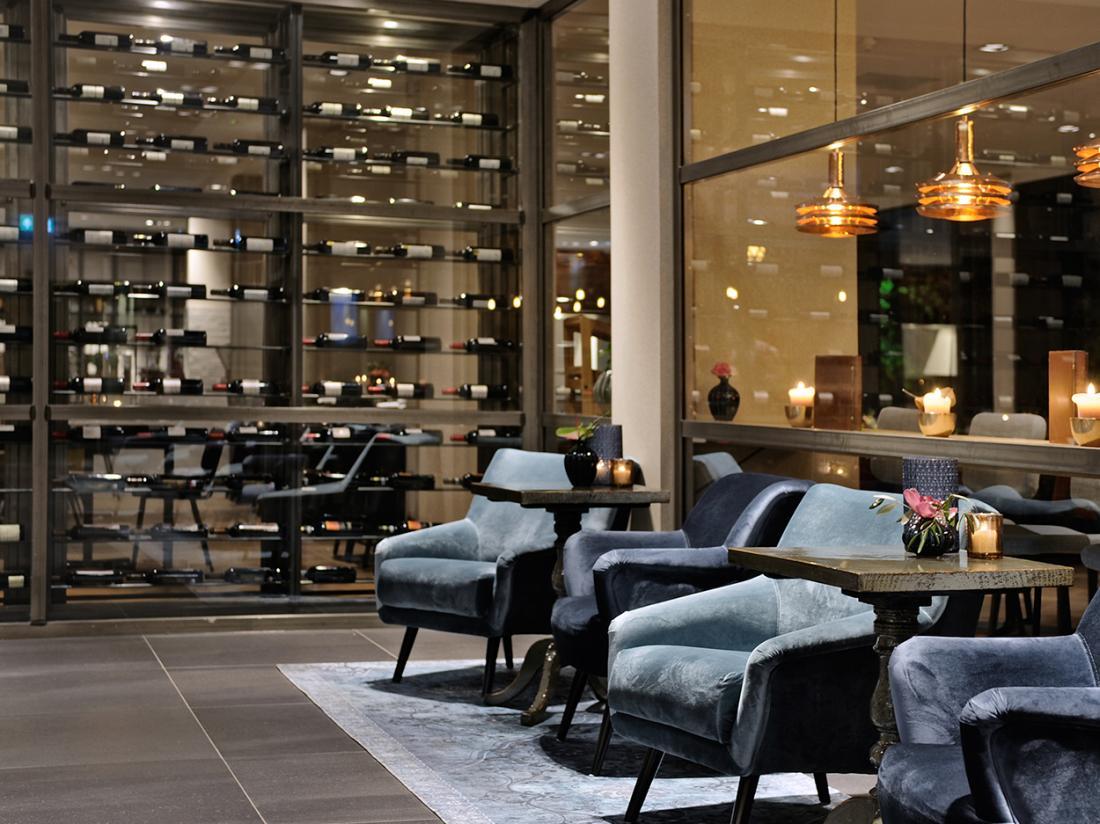 Van der Valk Hotel Antwerpen Receptie Lobby