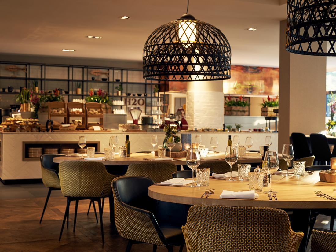 Van der Valk Hotel Antwerpen Restaurant