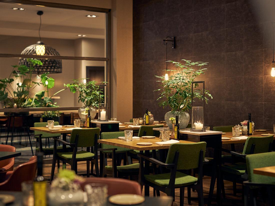Van der Valk Hotel Antwerpen Weekendje Weg Restaurant