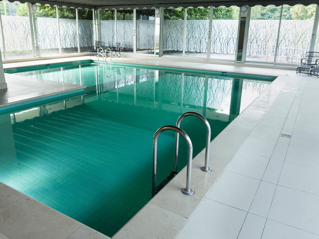 Van der Valk Hotel Antwerpen Zwembad
