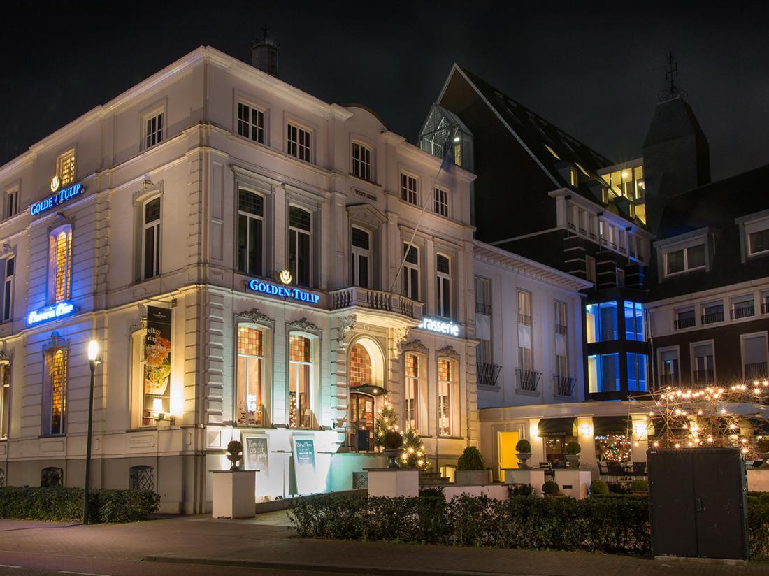 Golden Tulip West Ende Brabant Weekendjeweg Hotel Aanzicht exterieur