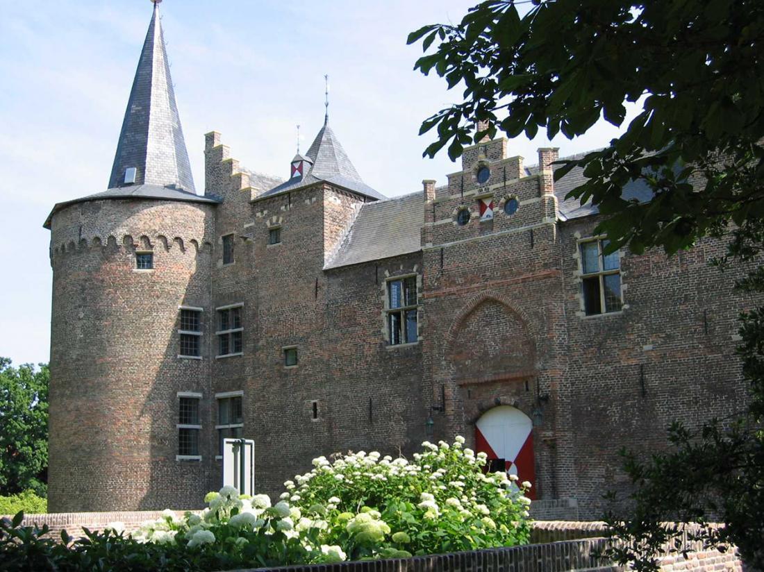 Golden Tulip West Ende Brabant Weekendjeweg Kasteel Helmond