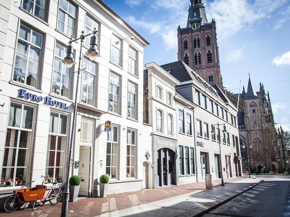 Best Western Plus City Centre Hotel Den Bosch Buitenaanzicht