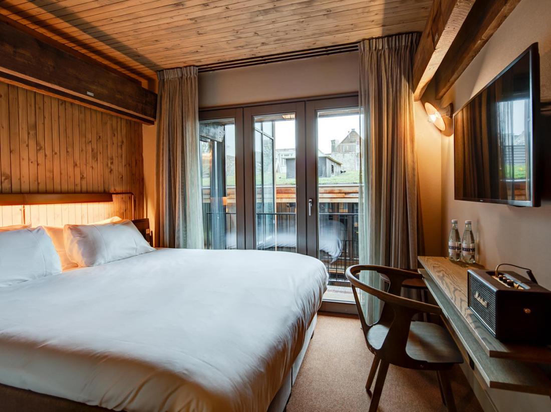 Hotel van de Vijsel Hotelovernachting Amsterdam Comfortkamer