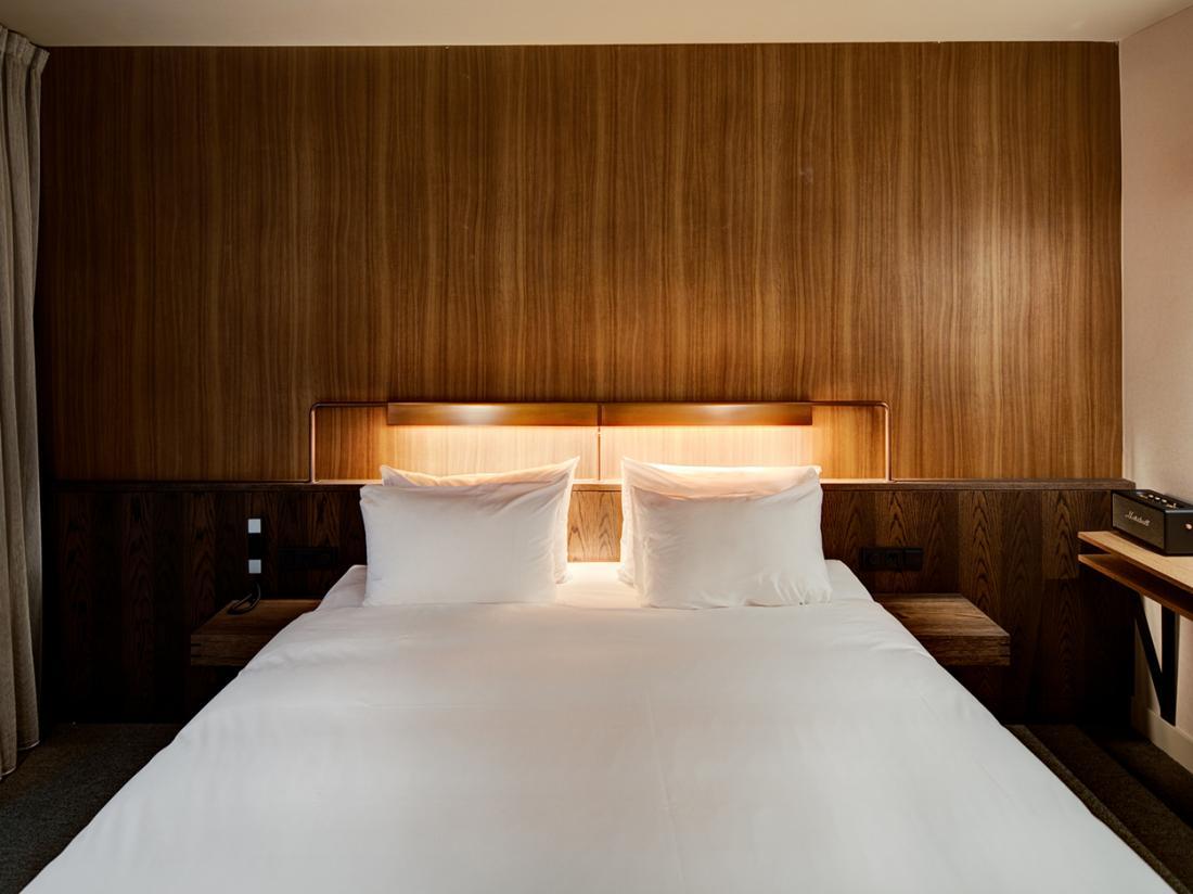 Hotel van de Vijsel Hotelovernachting Amsterdam Small Double Room