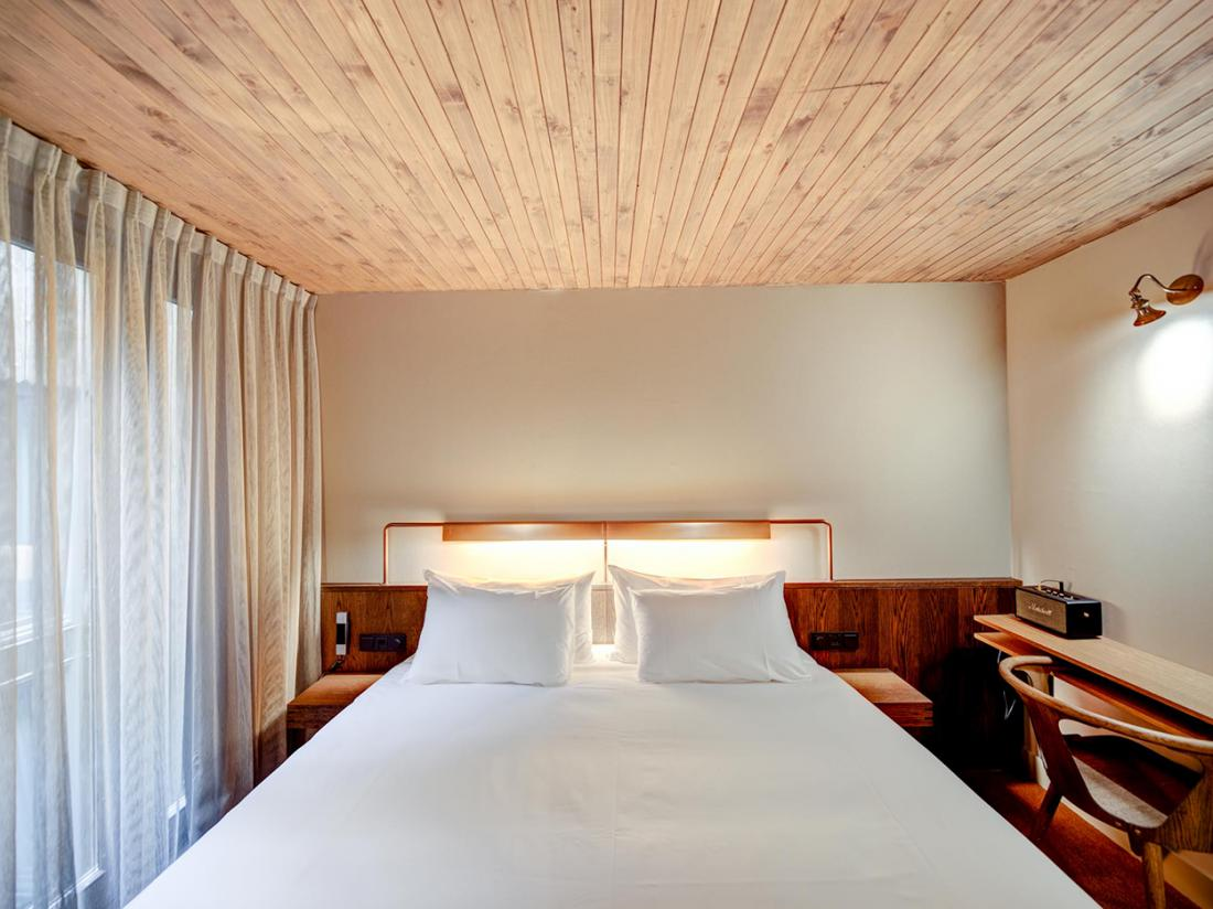 Hotel van de Vijsel Weekendjeweg Amsterdam Comfort Kamer